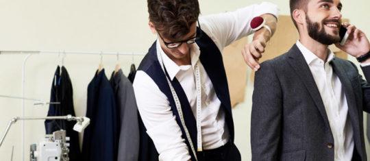 vêtements sur mesure