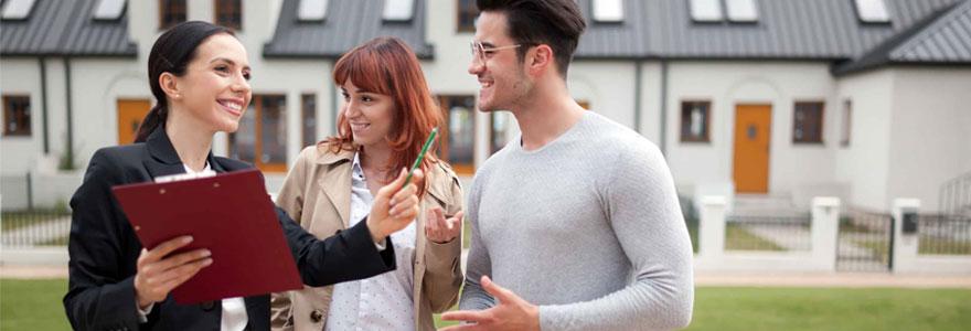 Engager les services d'un courtier immobilier