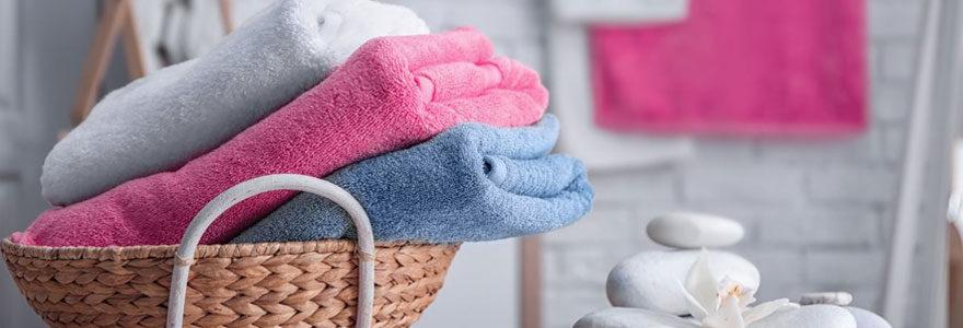 Bien choisir son linge de bain