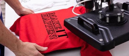 Imprimer un tee-shirt personnalisé