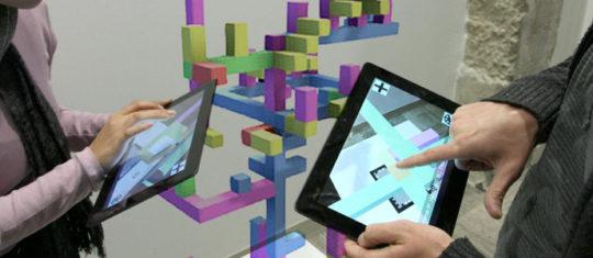 Animation interactive