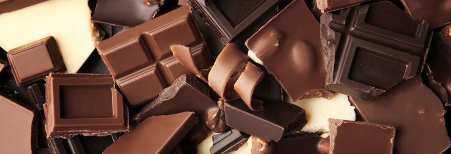 Coffrets chocolats