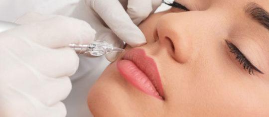 Institut de beauté maquillage permanent