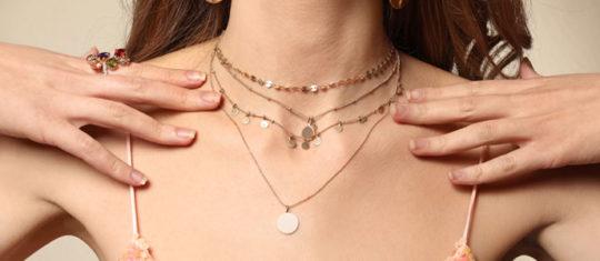 Bijoux personnalisés pour femmes