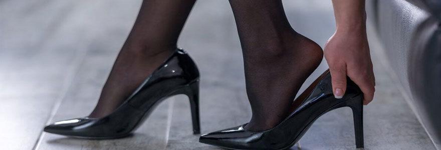 Achat de chaussures en ligne