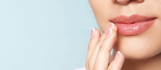 Soins pour lèvres