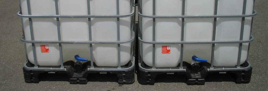 cuves de stockage 1000l