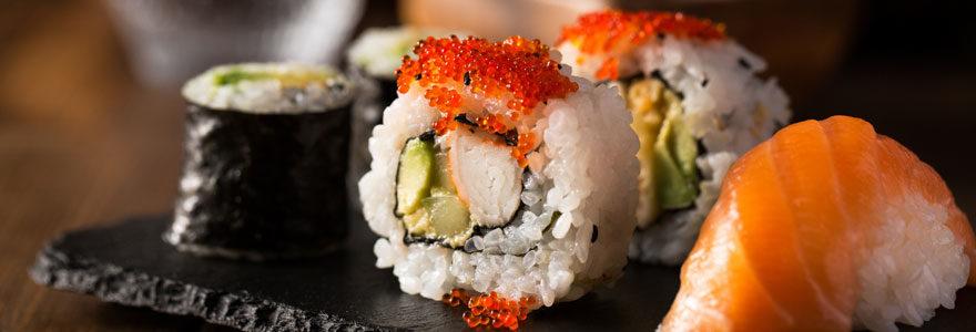 Restaurant japonais à Nîmes