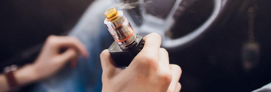 types de cigarettes électroniques