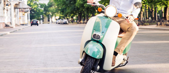 Achat scooter