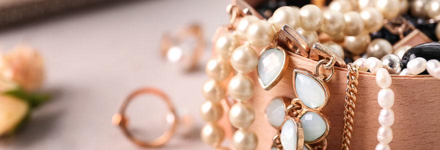 Bijoux de perle