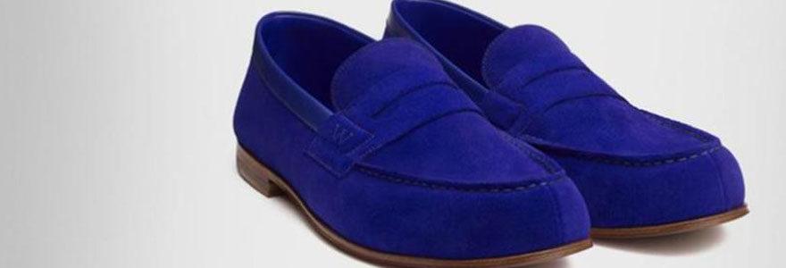 Chaussure sans lacet