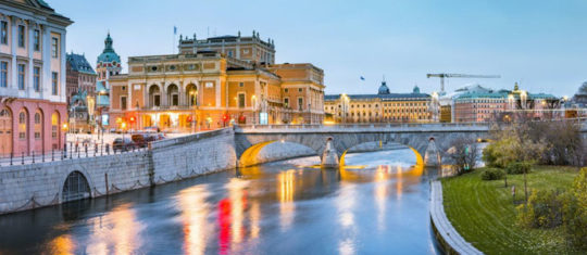choisir Stockholm