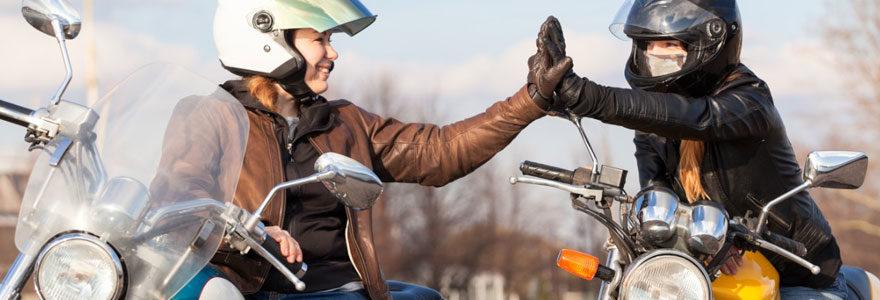 Equipements pour motards et scootéristes