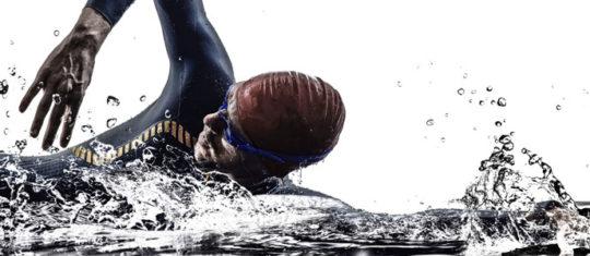 Professionnel de swimrun